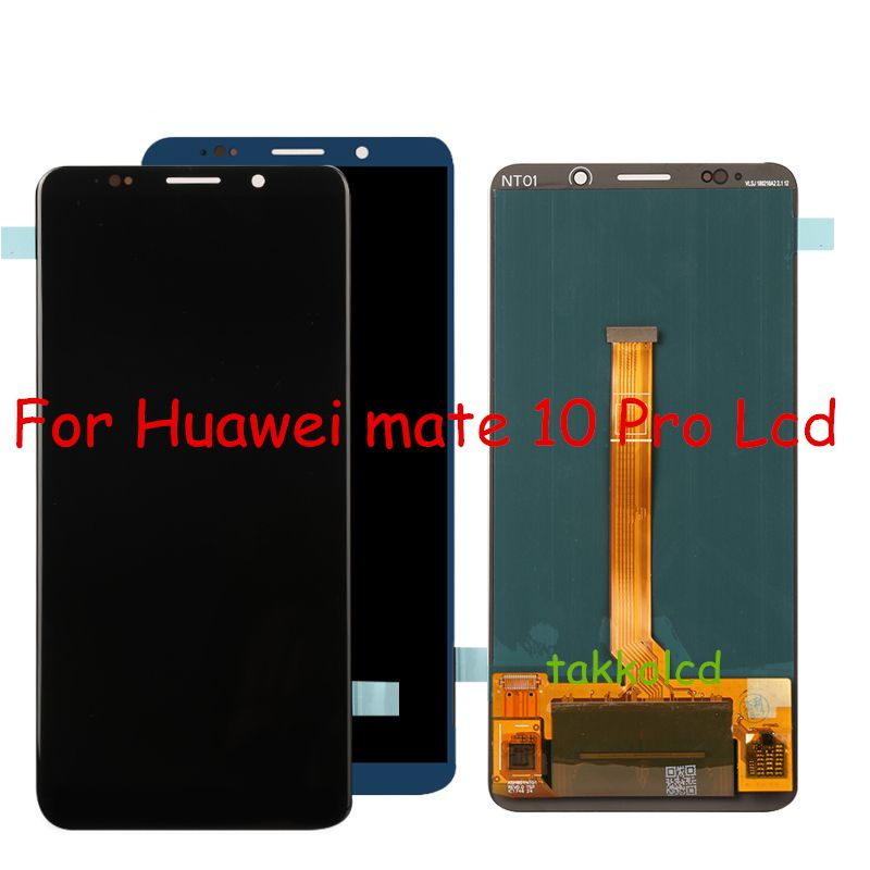 For Huawei Mate 10 Pro Display Lcd Touch Screen 6 0 Inch Digitizer Assembly Replacement Accessory For Huawei Mate 10 Pro Lcd