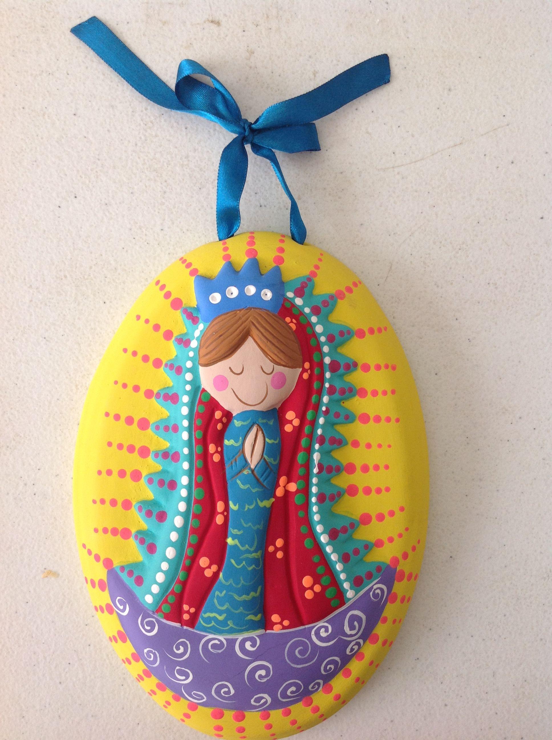Virgen plis Martha Roa