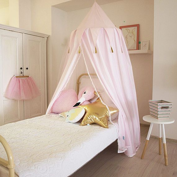 Princess Canopy Bed Canopy Baldachin Princess Decor Bed
