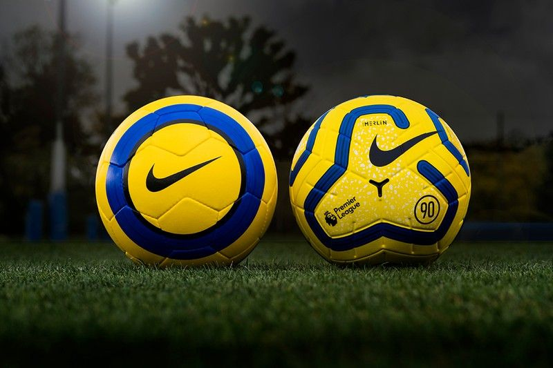 ladrar Positivo Edición  Nike Celebrates Iconic Total 90 With Hi-Vis New Premier League Match Ball |  Ball, Premier league, Premier league matches
