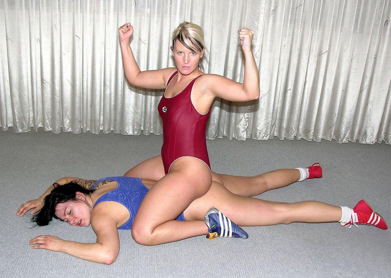 Prostitutes engaged apartment bikini wrestling cute