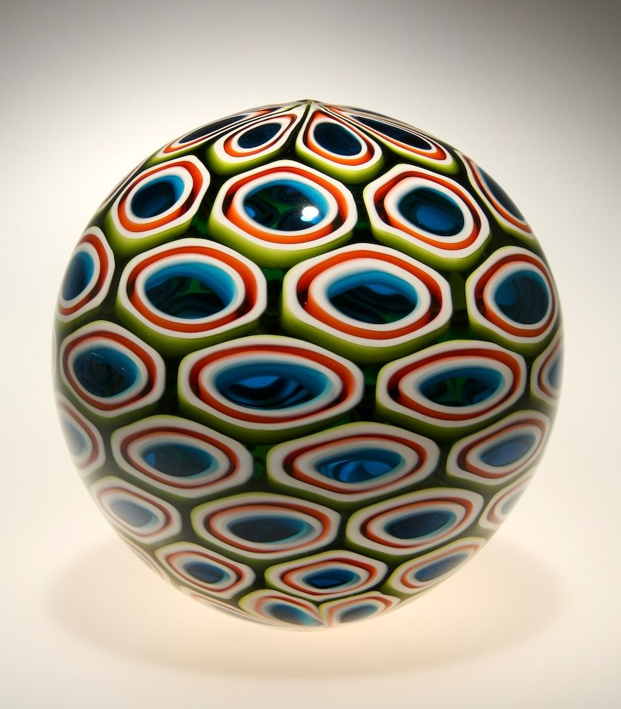 Sphere | David Patchen Handblown Glass