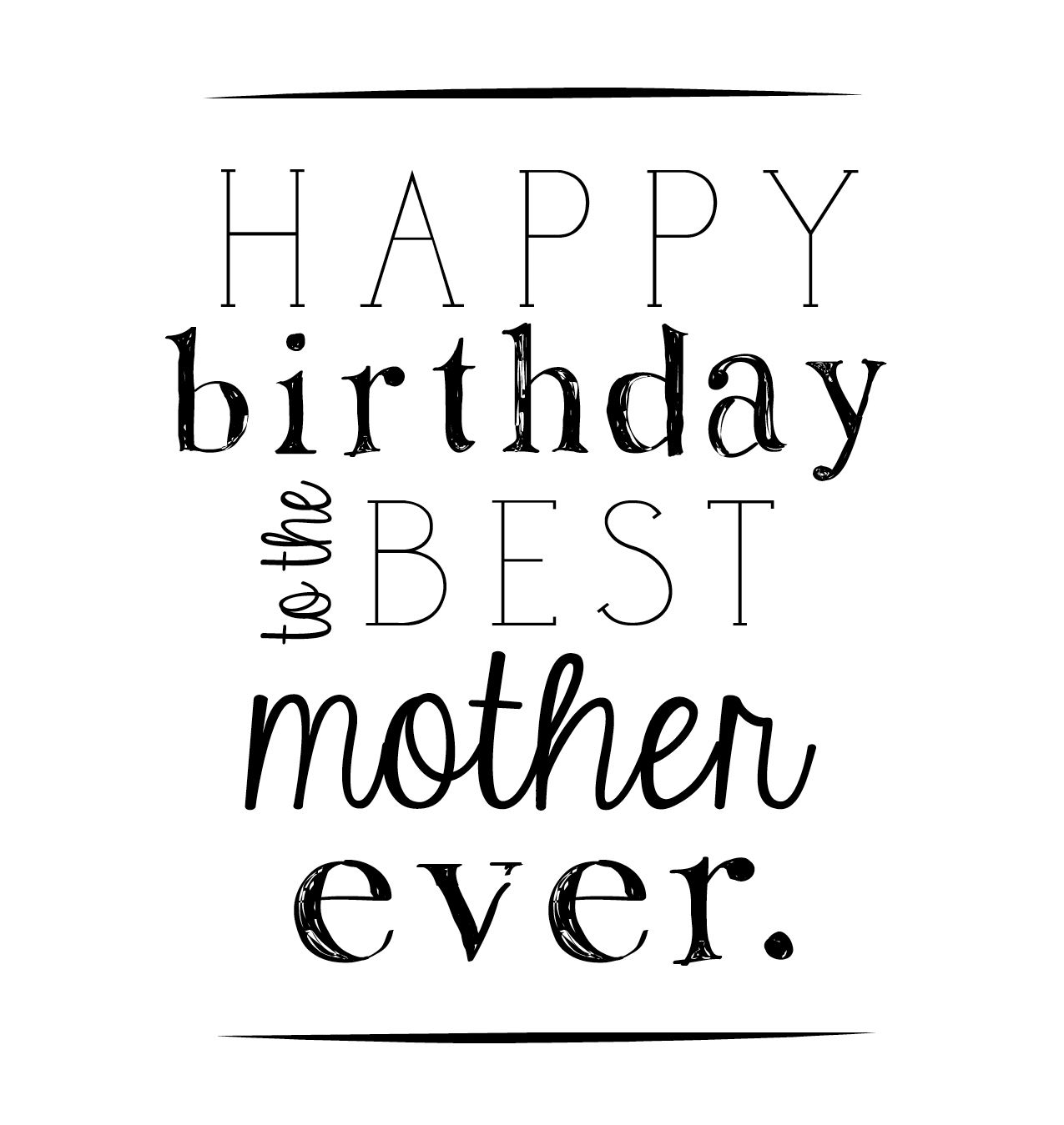 Happy Birthday Wishes For Mom Birthday Wishes Pinterest