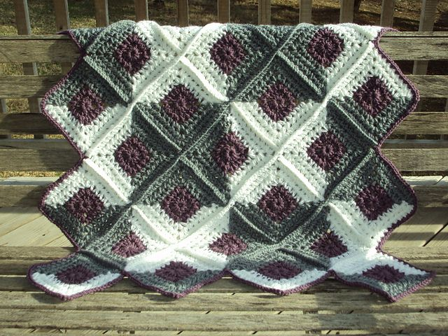 Ravelry Afghan Makeover Pattern By Crochet Today 11