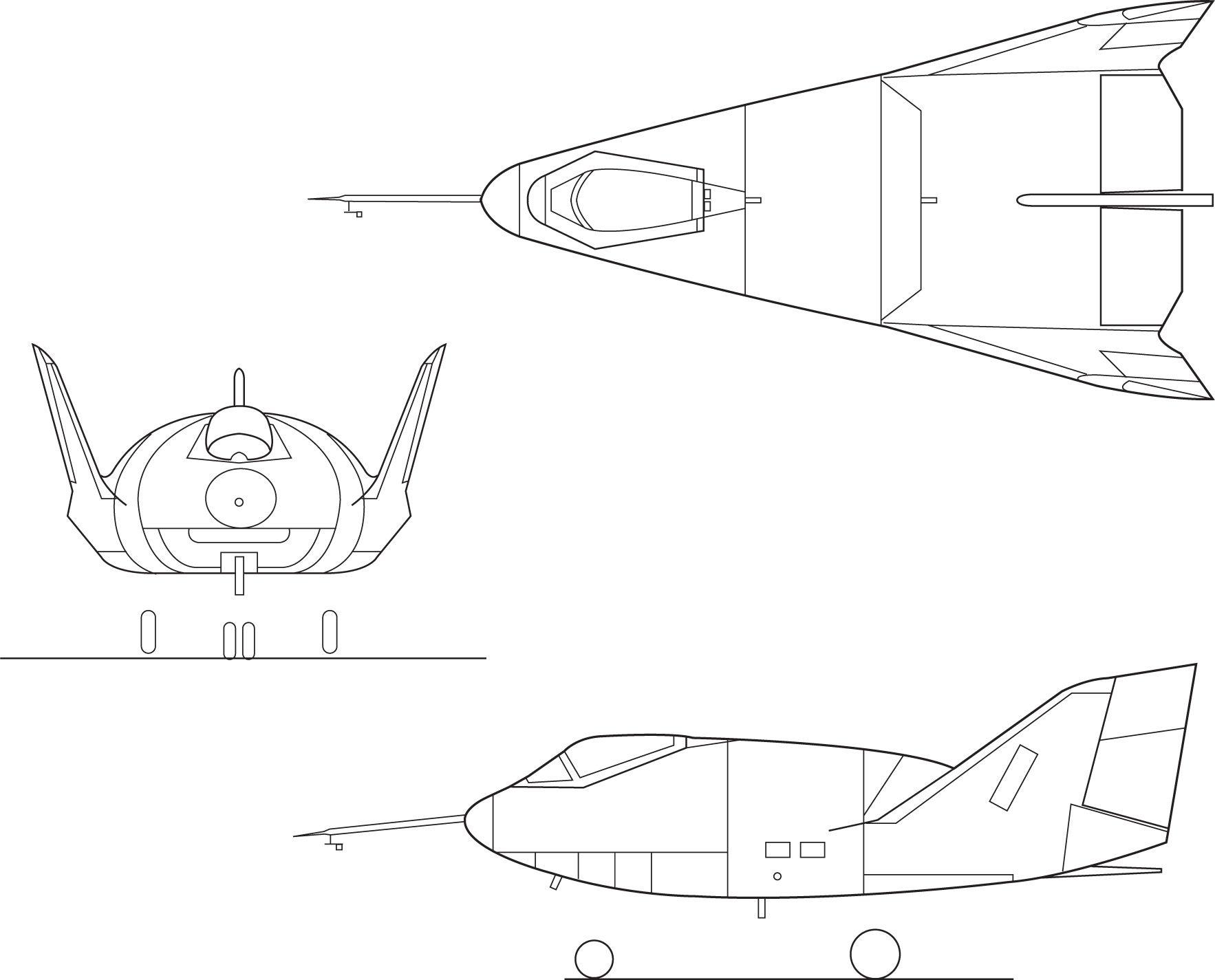 Pin By Joe Van On Lifting Body Aircraft