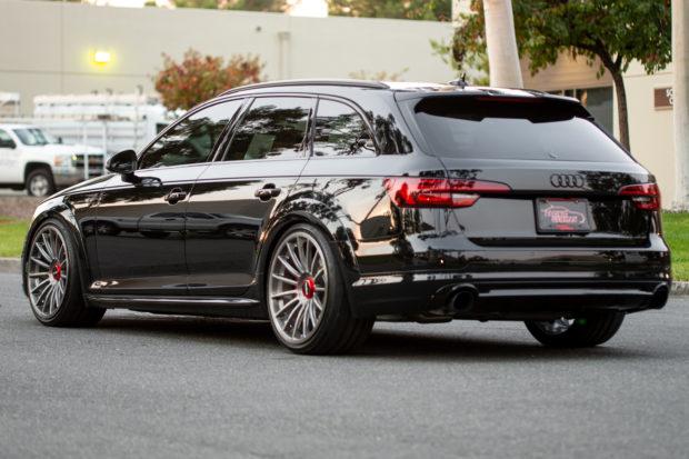 S4 Converted 2018 Audi A4 Avant In 2020 Audi A4 Avant Audi A4 Audi