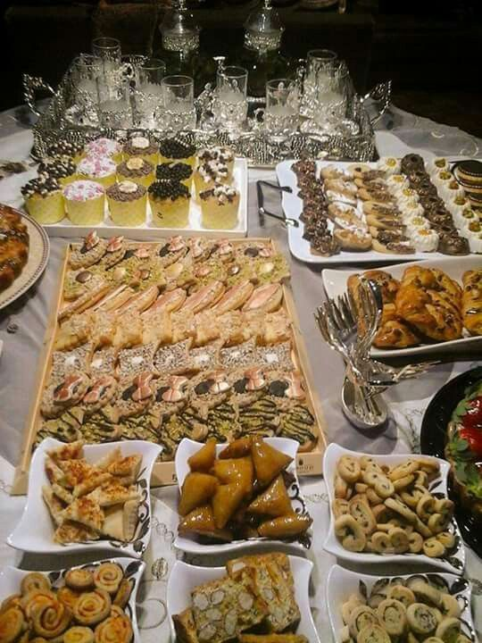 Pin By Hanouna Mesaiwi On Idees Pinterest Food Table And Food