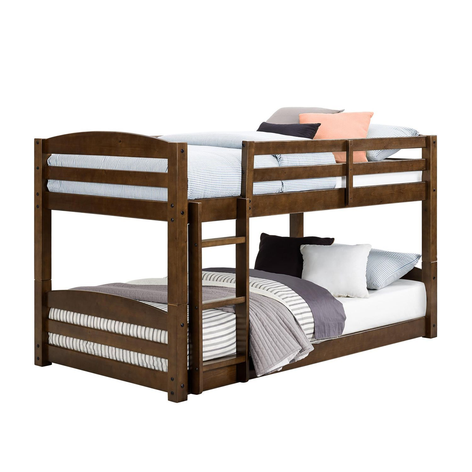 Kids Sierra Mocha Twin Bunk Bed Pier 1 Imports