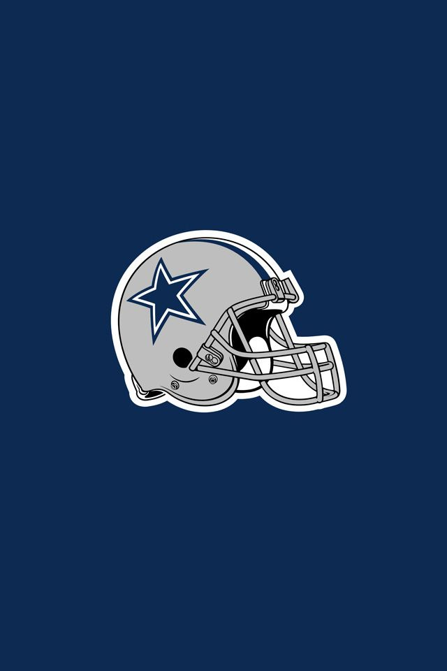 Dallas Cowboys Helmet IPhone 4 Wallpapers
