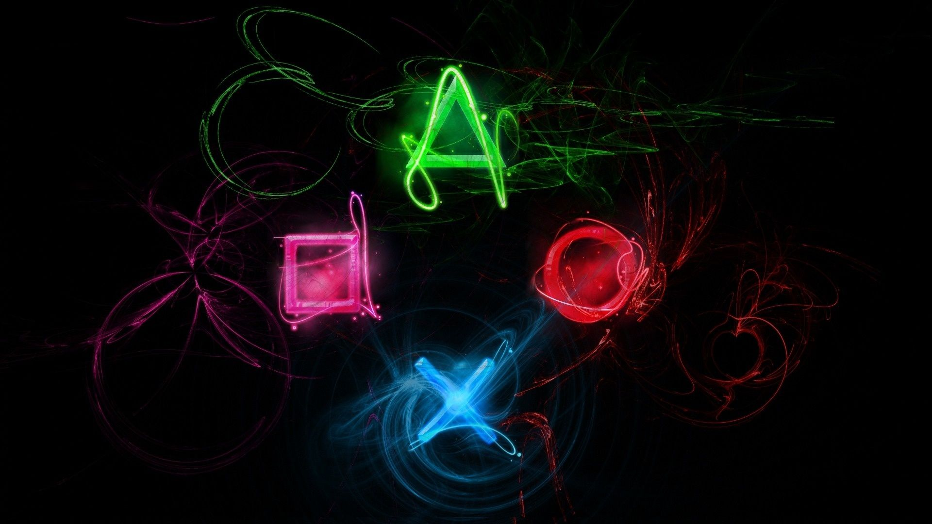 Ps3 Backgrounds Wallpapers Backgrounds Images Art Photos Gaming Wallpapers Playstation Logo 2048x1152 Wallpapers