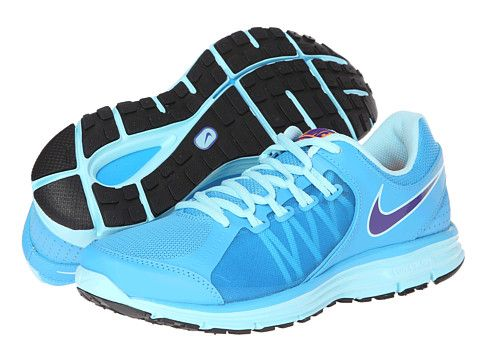 the best attitude 6b7a1 9e4bd Nike Lunar Forever 3 Vivid Blue Purple Atomic Orange - Zappos.com Free  Shipping BOTH Ways
