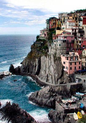 Download Free Manarola Italy Mobile Wallpaper Contributed By