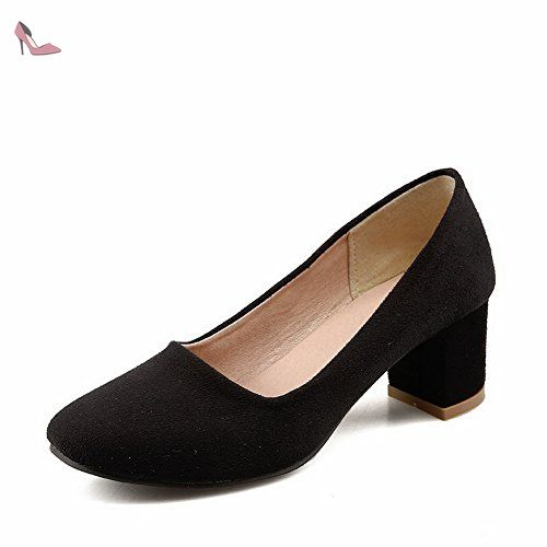 Chaussures BalaMasa noires femme 6PuwZCEje