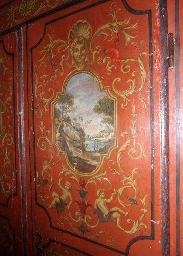 Mobilier Armoire - Armoire d\u0027Uzès d\u0027époque Louis XIV Людовик 14