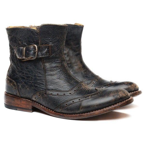 Bed|Stu | Bed Stu Cobbler Olivia Wingtip Boots