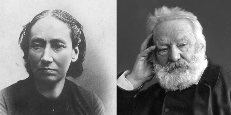 Lettre de Louise Michel à Victor Hugo : « Si je ne vous écrivais pas, je ne pourrais supporter la vie. » - Des Lettres | Victor hugo, Lettre a, Michel