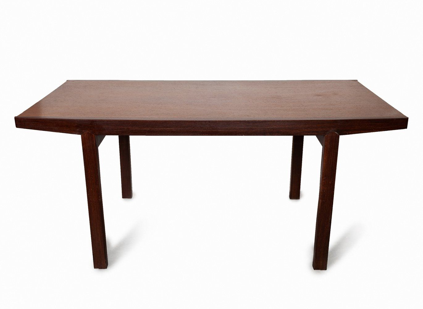 For Sale Danish Design Dining Table In Solid Wenge Teak 1960s Dining Table Danish Design Wooden Chair Plans