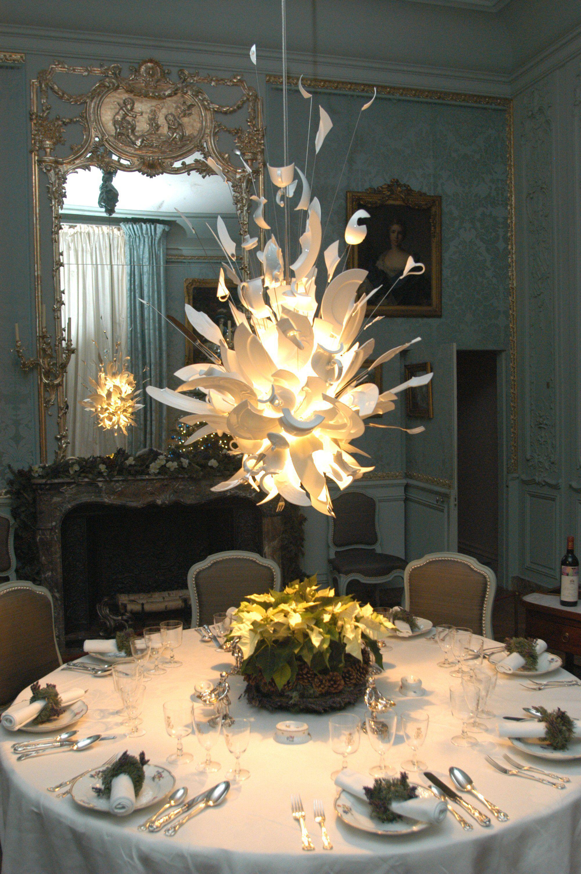 WADDESDON dining room