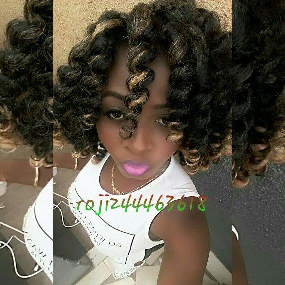 Marley hair craochet