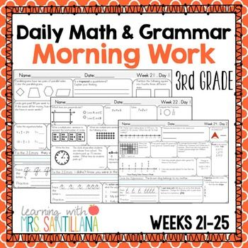 2/16/2015 - Edited & Answer Key Updated!In this 5 week ...