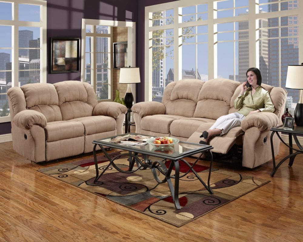 Fabric Recliner Sofa Loveseat This Fabric Recliner Sofa And