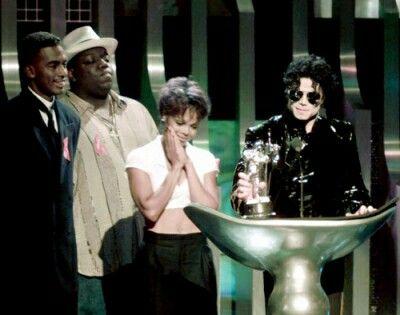 Throwback Thursday Michael Jackson MTV Award's