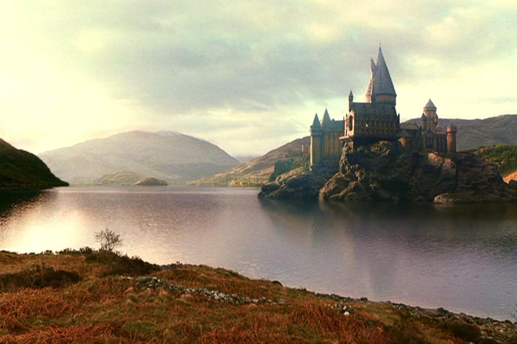 Hogwarts Hogwarts Background 4 Smaller Photo