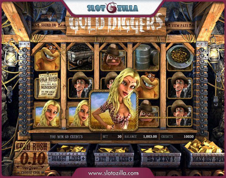 Bc gold rush slot machine