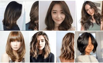 Ide Model Rambut Wanita 2020 Portalmadura Com Setiap Awal Tahun Pembahasan Trend Model Rambut Wanita Menj Gaya Rambut Gaya Rambut Bob Potongan Rambut Pendek