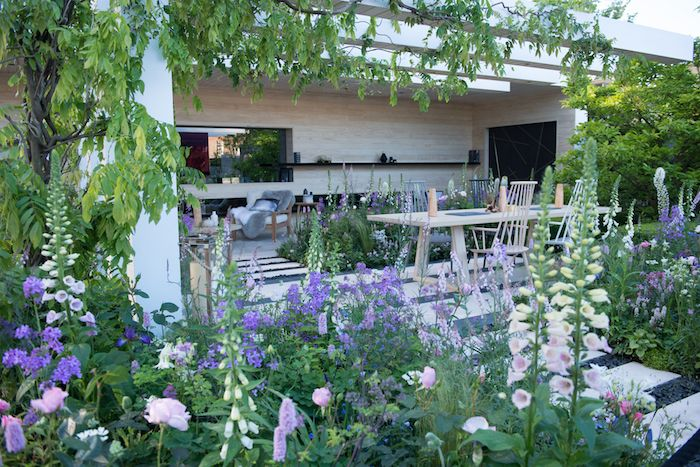 Chelsea flower show 2016 LG Smart Garden - Shoot Plant list