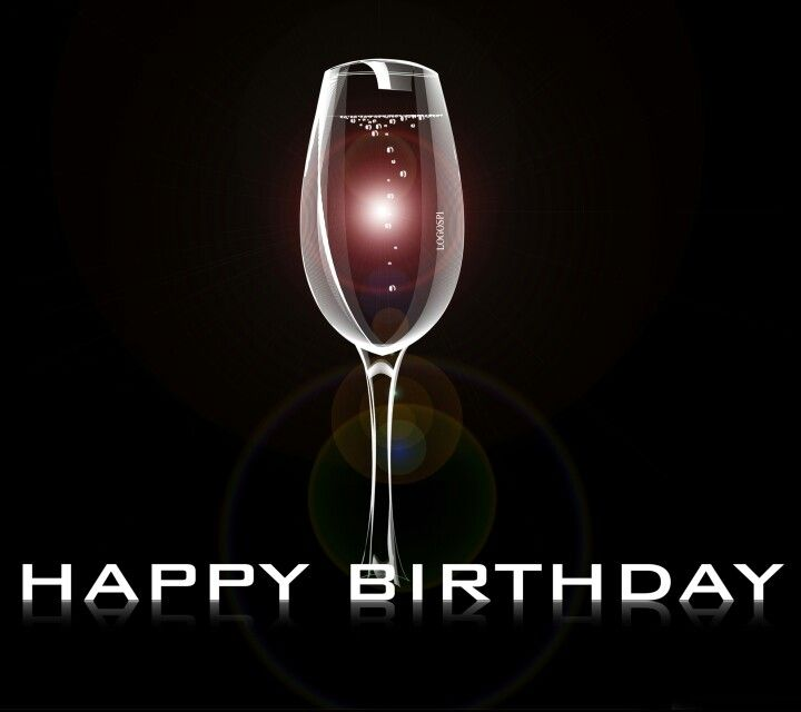 Cheers! It's Your Birthday!