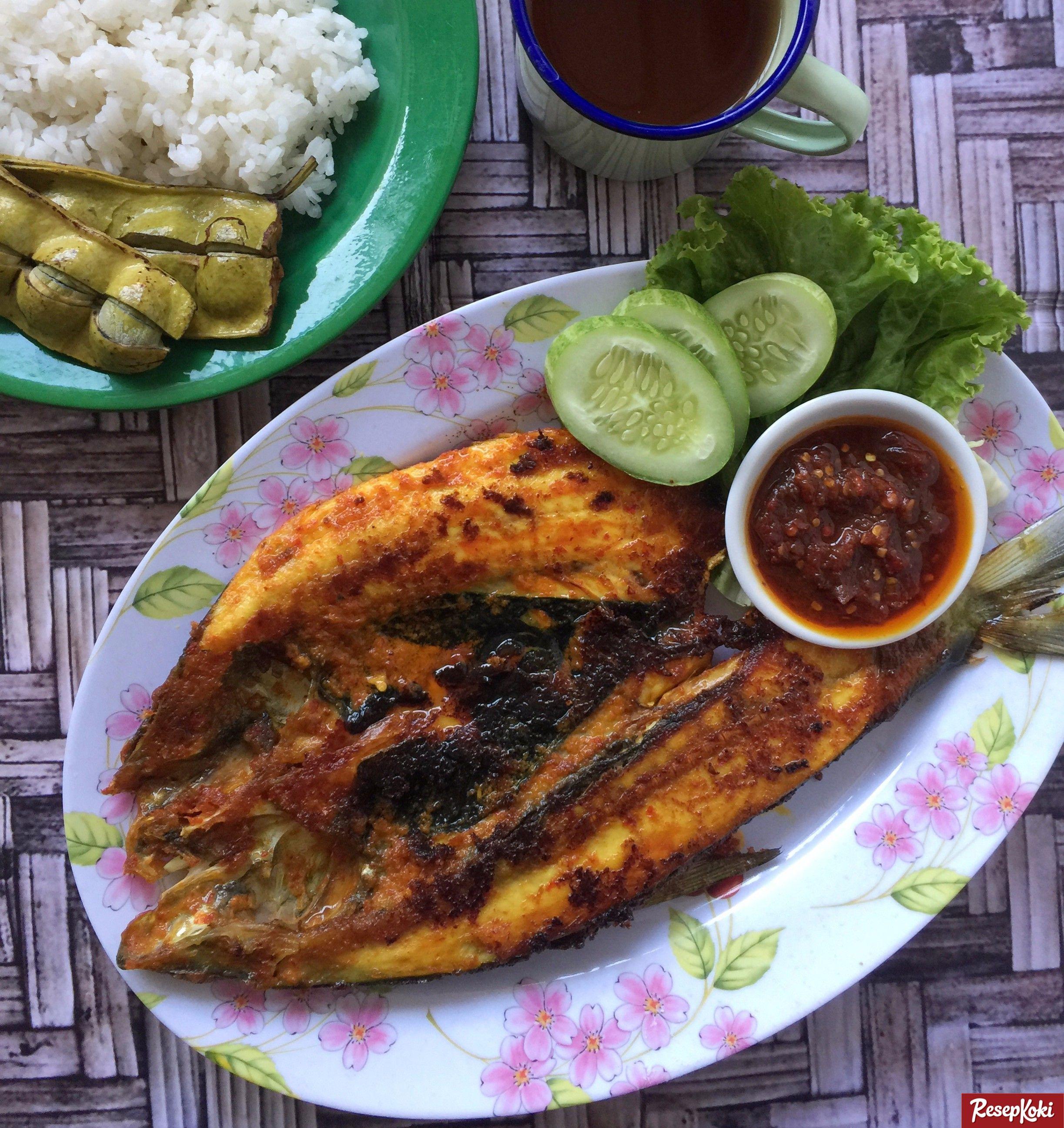 Bandeng Bakar Legit Enak Lembut Praktis Resep Resepkoki Resep Di 2020 Resep Makanan Resep Ikan