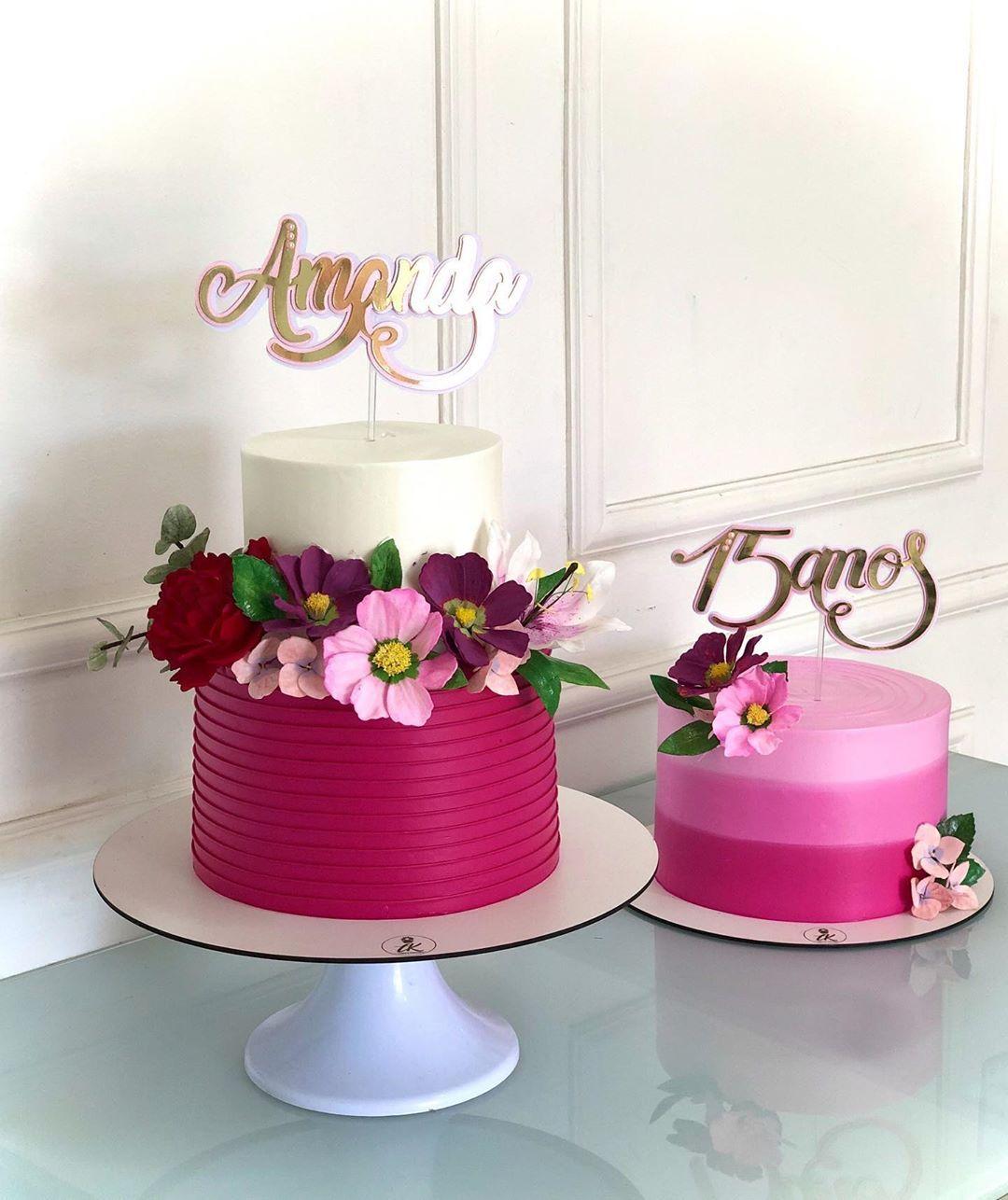 2 111 Curtidas 46 Comentarios Tk Cakes Cupcakes Tkcakes