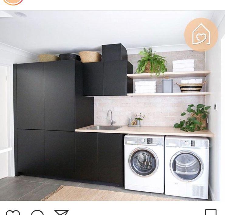 Hauswirtschaftsraum Hauswirtschaftsraum Badezimmer Wasche Kleine Waschkuche