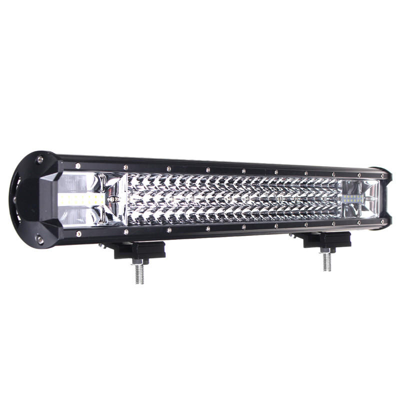 22 Inch 648W LED Light Bar Flood Spot Combo Beam Driving Lamp Car ...