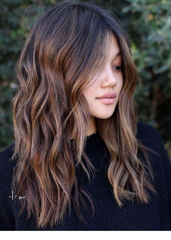 Asian Idea Of Hair Haircut For Thick Hair Thick Hair Styles Hair Styles