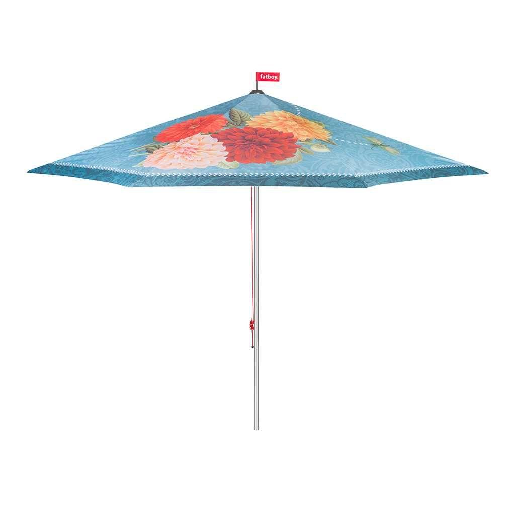 Parasolasido Sonnenschirm Von Fatboy: Sonnenschirm Mit Buntem Blüten Muster  Und Praktischem Zug Mechanismus Jetzt Online Kaufen