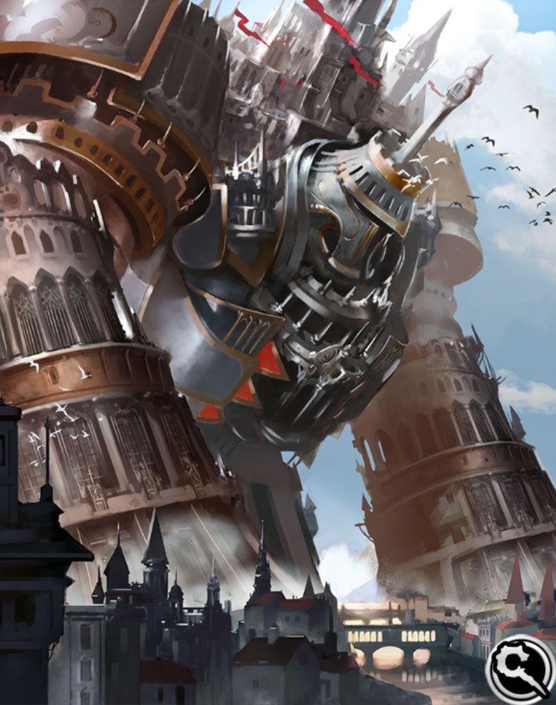 Ffvii Alexander From Mobius Final Fantasy In 2019