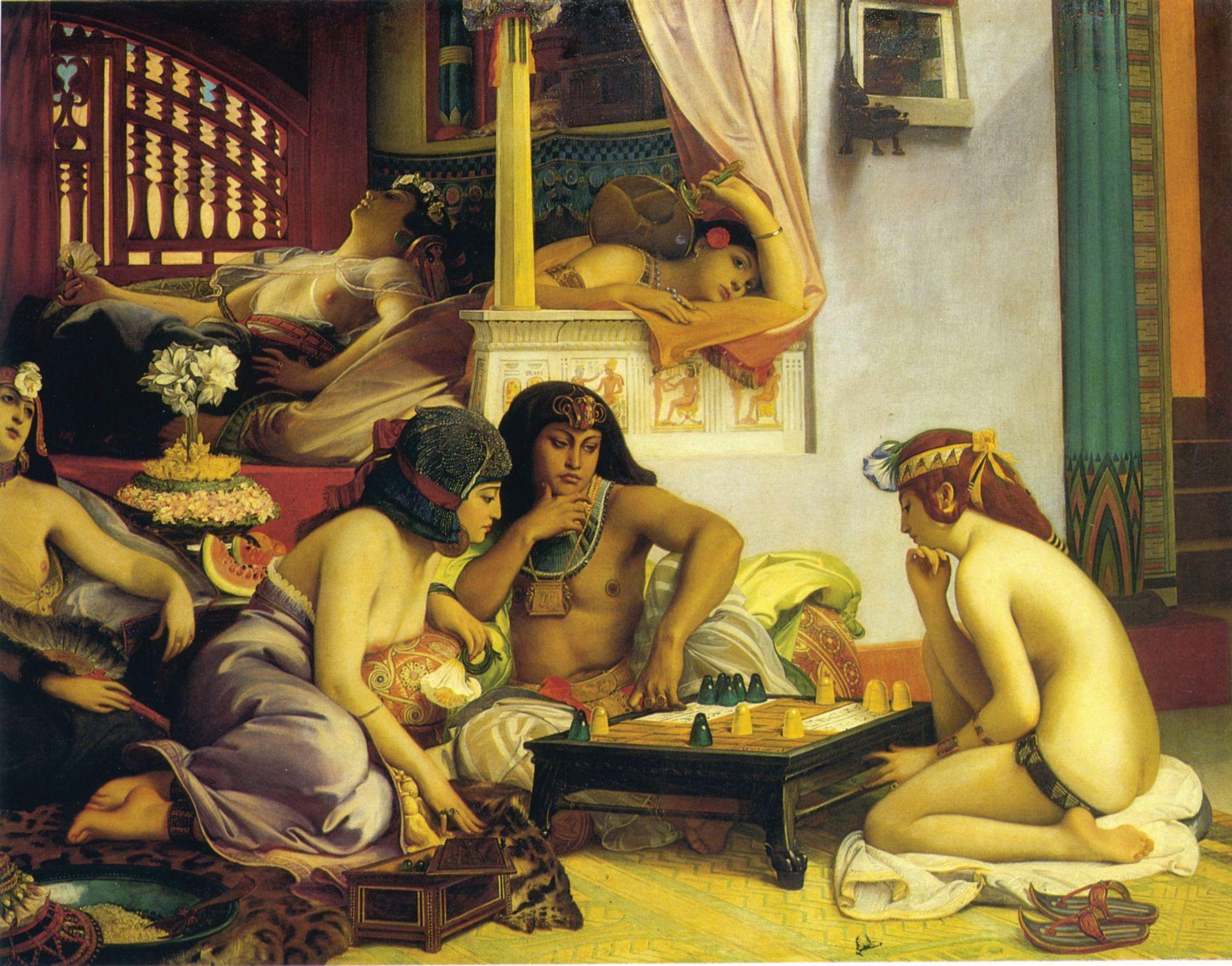 гаремные сексуальные развлечения шейхов наличии