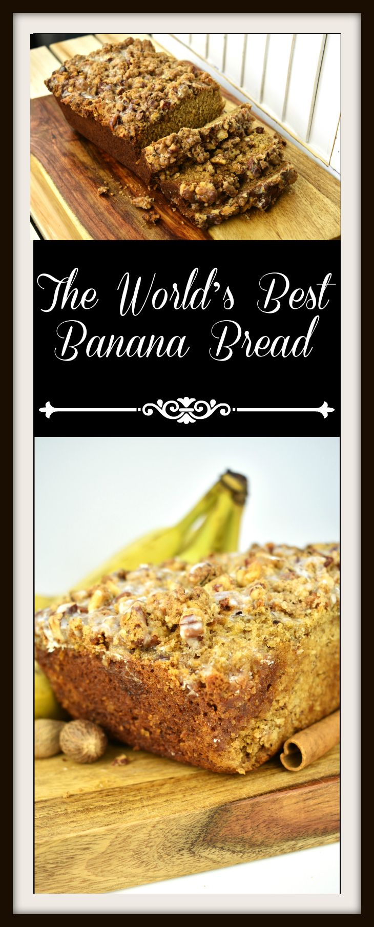 recipe: banana bread with rum glaze [36]