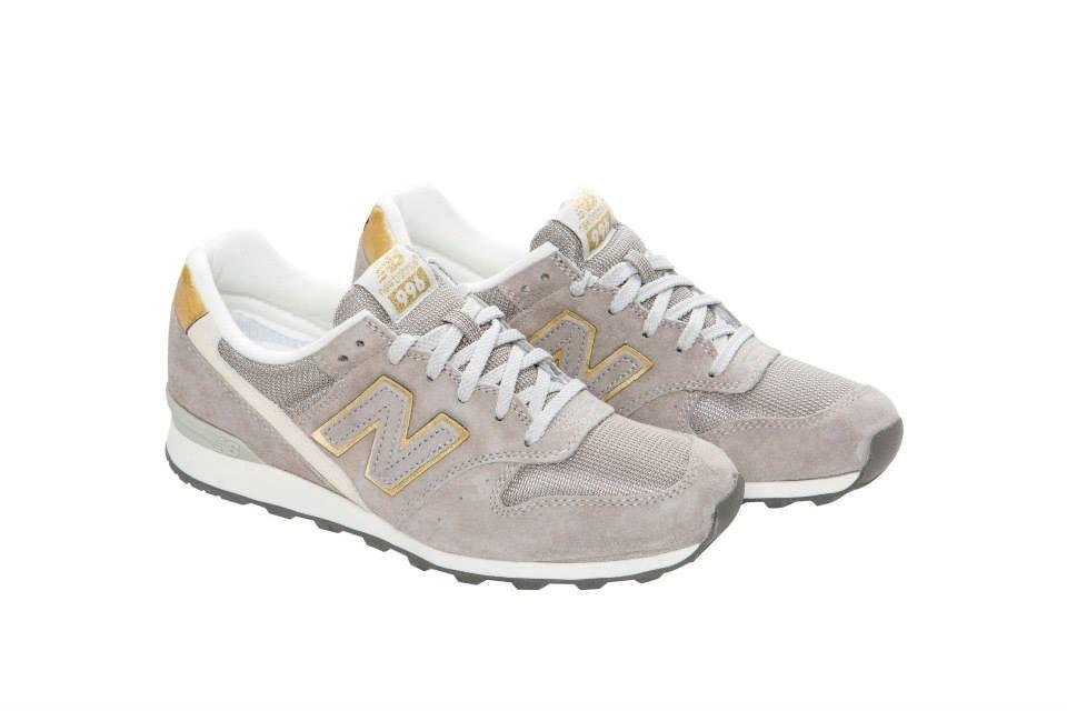 new balance 996 gris gold