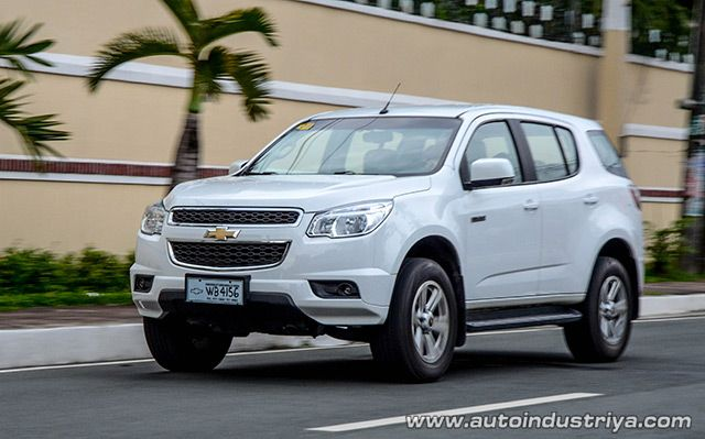 2017 Chevrolet Trailblazer Pricelist Specs Reviews And Photos Philippines Chevrolet Trailblazer Trailblazer Chevrolet