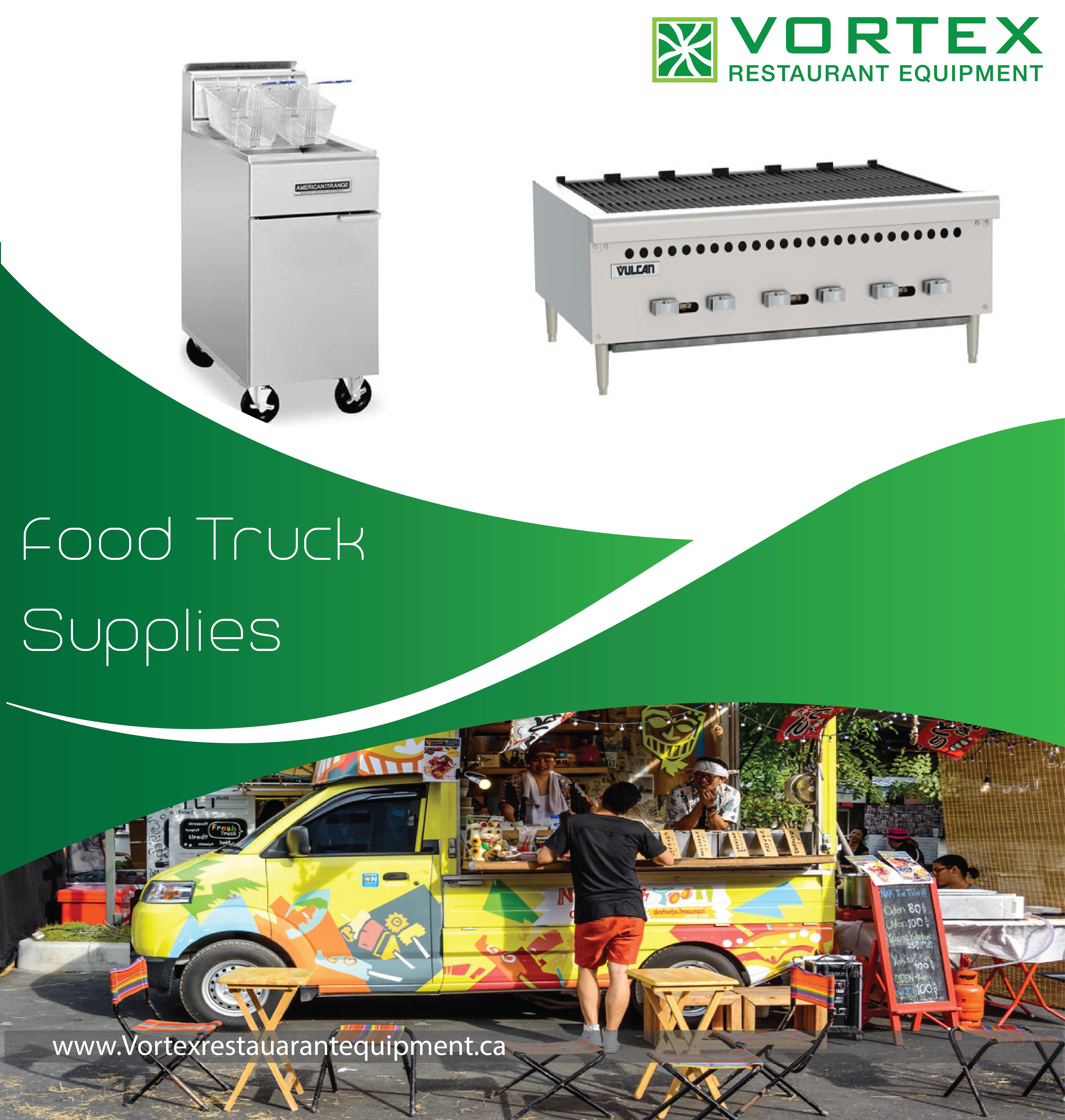 Food Truck Equipment Food Truck Equipment Food Truck