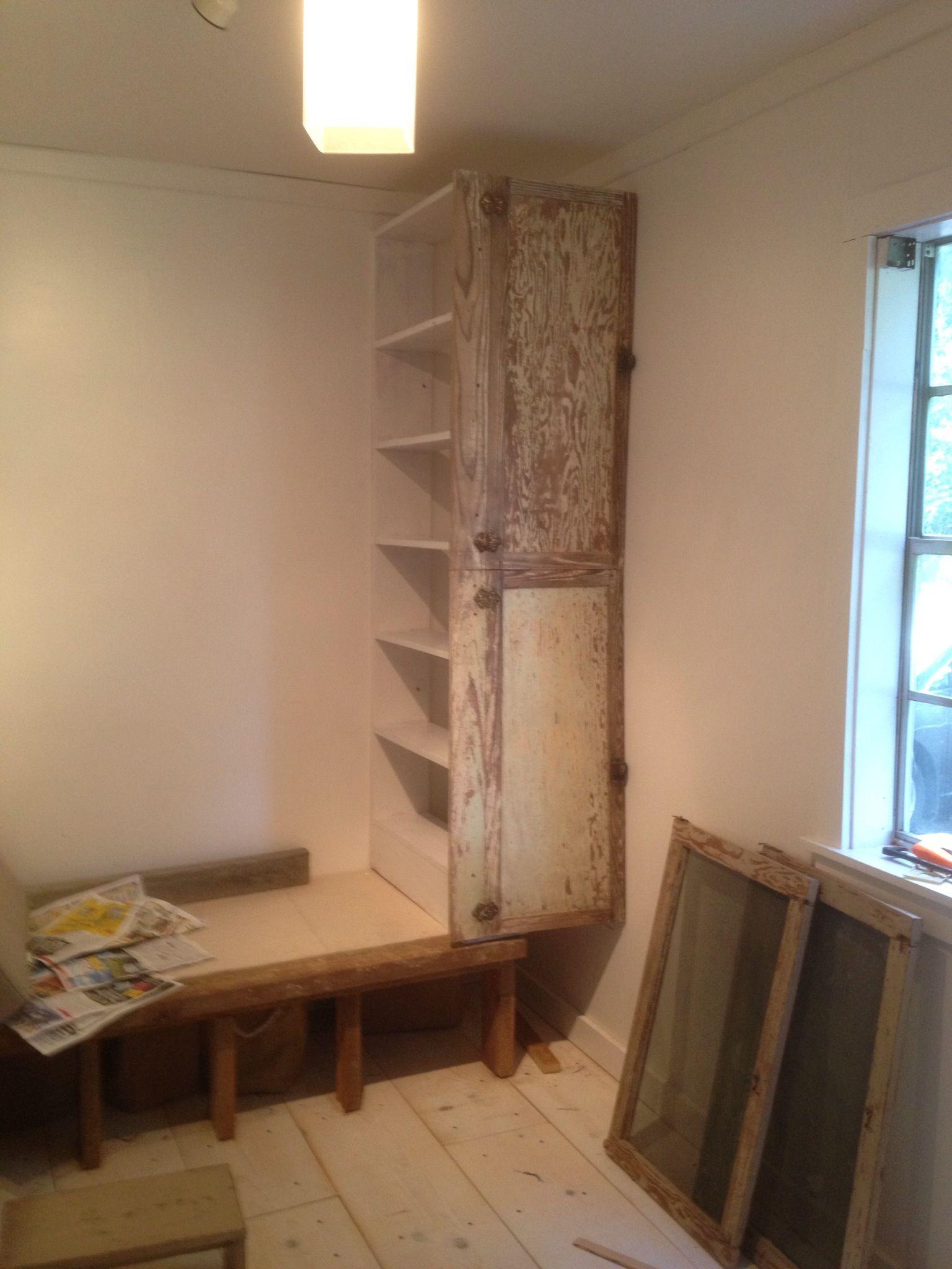 Bookshelf corner done Room makeover, Bookshelves, Home decor