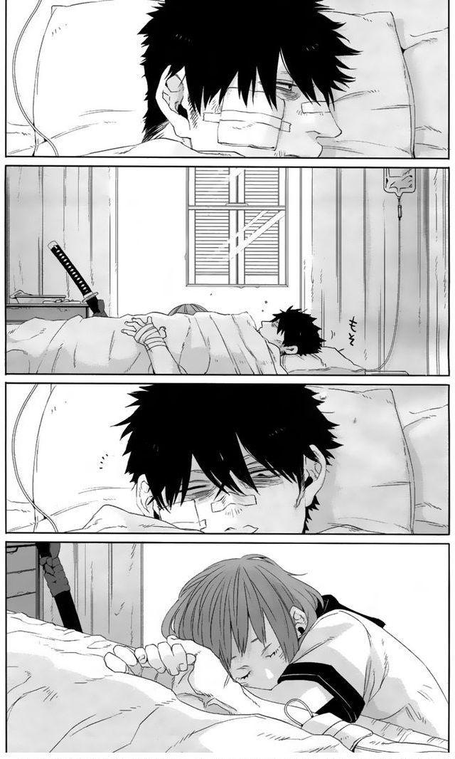(Gangsta Nicolas, Nina) T.T anime Pinterest Anime