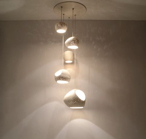 Unique designer lamps and lighting by avner ben natan etsy