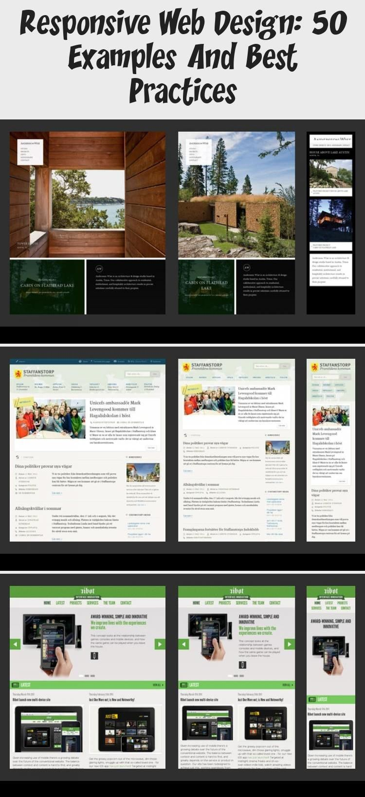 Responsive Web Design 50 Examples And Best Practices In 2020 Web Design Beautiful Web Design Web Design Examples