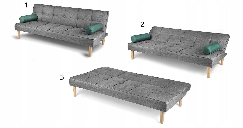Sofa Rozkladana Kanapa Homekraft Floby Plus Spania 7476908709 Allegro Pl Wiecej Niz Aukcje Furniture Couch Interior