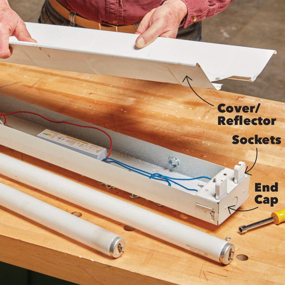 Led Lights For Your Workshop Led Garage Lights Led Shop Lights
