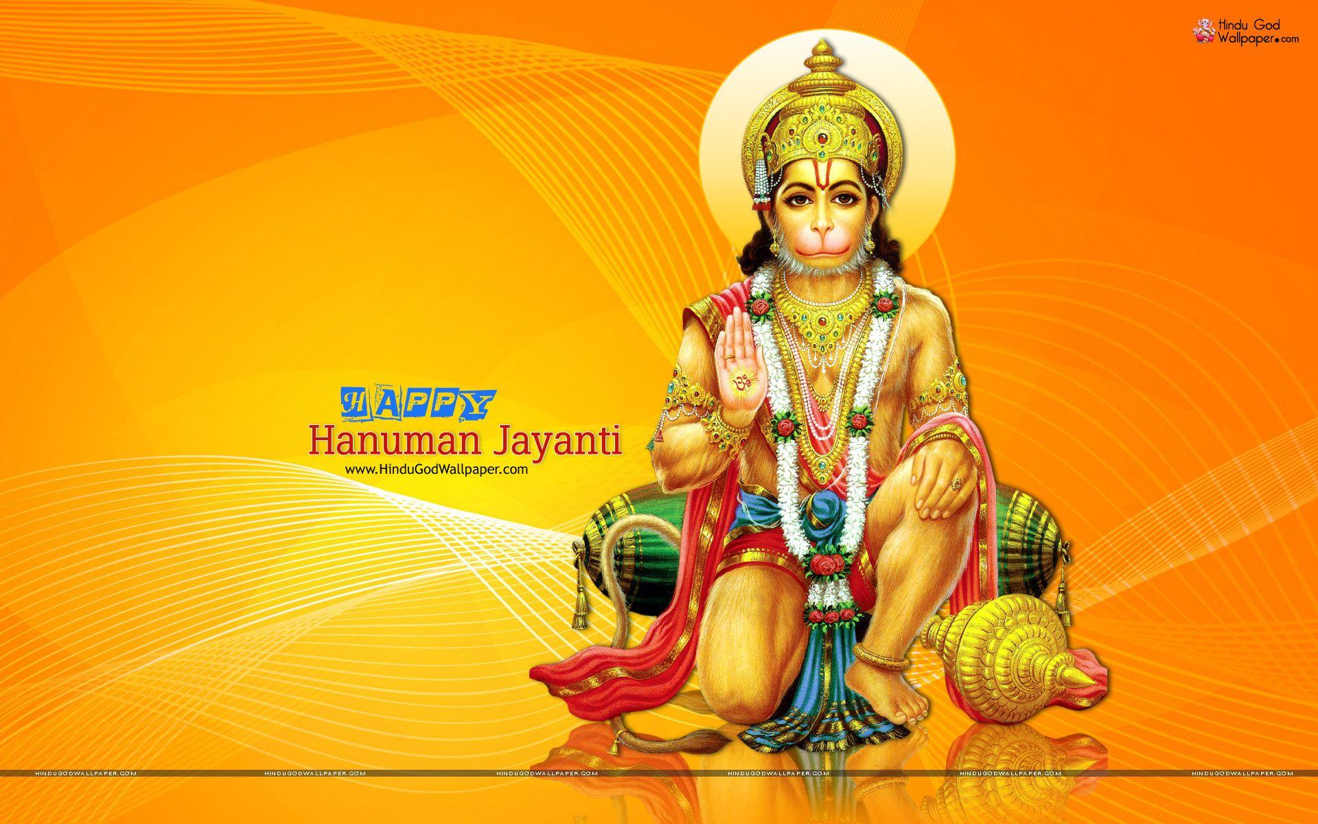Hanuman Jayanti Hd Wallpapers Full Size Download God Hanuman